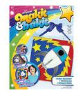 Makit & Bakit Deluxe Suncatcher Kit-Rocket