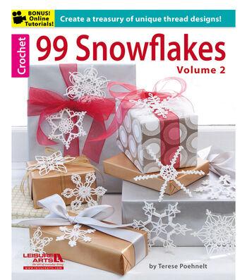 99 Snowflakes: Volume 2 Crochet Book