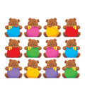 Bears Mini Accents Variety Pack, 36 Per Pack, 6 Packs