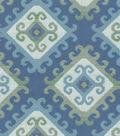 Home Decor 8\u0022x8\u0022 Fabric Swatch-Upholstery Fabric-Waverly Marmara/Aegean