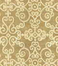 P/K Lifestyles Upholstery 8x8 Fabric Swatch-Tendril/Sahara