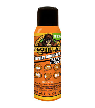 Gorilla 11 oz. Multi-purpose Heavy Duty Spray Adhesive