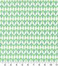 St. Patrick\u0027s Day Fabric 43\u0027\u0027-Celtic Cross