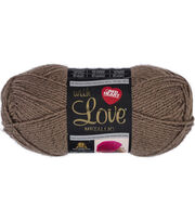 Red Heart with Love Metallic Yarn, , hi-res