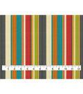 Waverly Sun N\u0027 Shade Outdoor Fabric 54\u0022-Draw the Line Fiesta