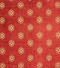 Home Decor 8\u0022x8\u0022 Fabric Swatch-Upholstery Fabric Barrow M6696-5479 Jewel