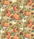 Harvest Cotton Fabric-Sunflower Garden