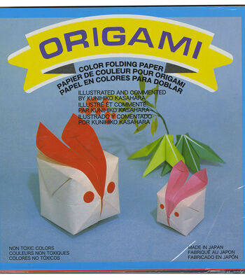 """Origami Paper 5.8""""X5.8"""" 500 Sheets-Assorted Colors"""