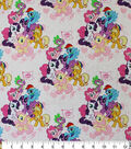 My Little Pony Packed Friends Cotton Fabric