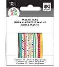 The Happy Planner Mini Washi Tape-Brights