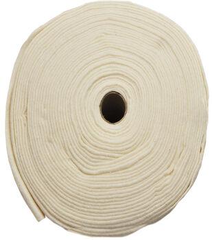 "Nature-Fil Bamboo Blend Batting 90"" wide  x 20 yard Roll"