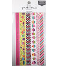 Park Lane 17 pk Washi Stickers-Celebrate