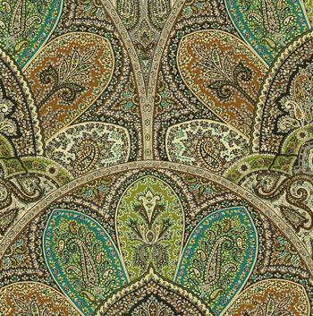 "IMAN Home Print Fabric 54""-Zulaika/Jasper"