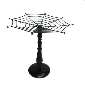 Maker's Halloween Small Spider Web Pumpkin Holder