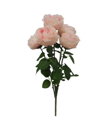 Fresh Picked Spring 20'' Peony Bush-Blush