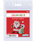 Little Makers Bead Kit-Santa Clause