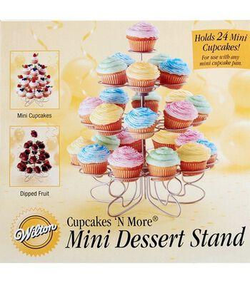 Wilton Cupcakes 'N More Mini Dessert Stand
