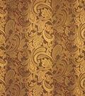 Home Decor 8\u0022x8\u0022 Fabric Swatch-Upholstery Fabric Barrow M8791-5359 Chestnut