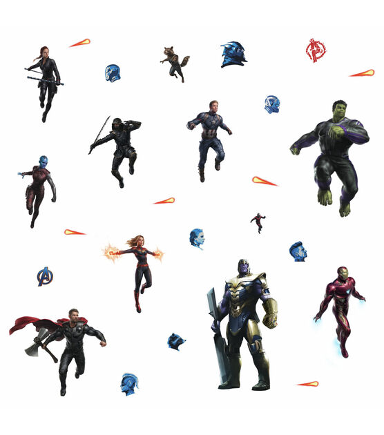 York Wallcoverings Wall Decals Avengers Endgame, , hi-res, image 2