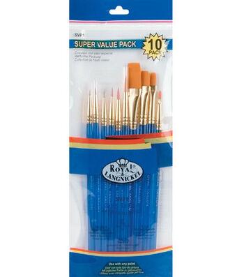 Royal Langnickel Super Value Pack Brush Set