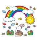 Sun n Rainbow Bulletin Board Set, 2 Sets