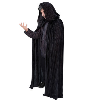 Maker's Halloween Adult Cape-Black
