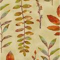 Waverly Lightweight Decor Fabric 54\u0022-Leaf Of Faith/Flaxseed