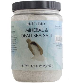 Hello Lovely 32 oz. Mineral & Dead Sea Bath Salt