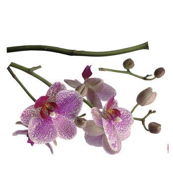 Komar Orchids Wall Decal, 3 Piece Set