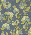 Waverly Upholstery Fabric 54\u0022-Rolling Meadow Chambray