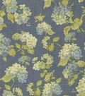 Waverly Upholstery Fabric 54\u0022-Rolling Meadow Chambray