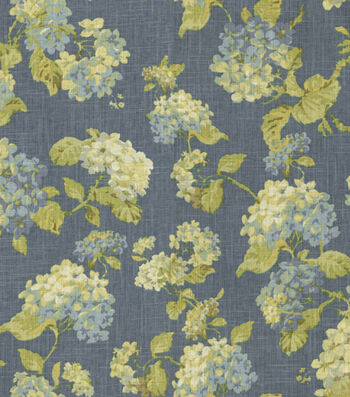 "Waverly Upholstery Fabric 54""-Rolling Meadow Chambray"