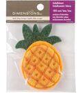 Feltworks Pineapple Felt Embellishment 2.5\u0022X3.7\u0022