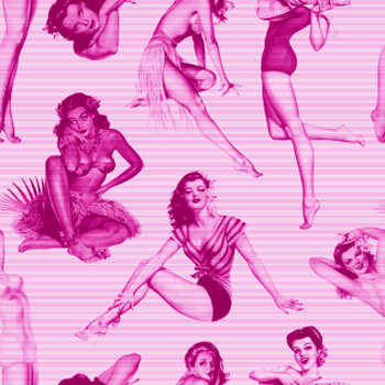 Vintage Hawaiian Pinup Girls 2
