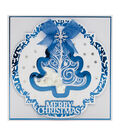 Nuvo Pure Sheen Confetti 4/Pkg-Let It Snow