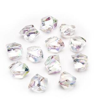 Bloom Room Clear Iridescent Jewels