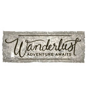 Cricut Small Iron-On Design-Wanderlust Adventure Awaits, , hi-res