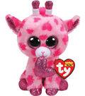 Ty Valentine Beanie Boos Regular Sweetums Giraffe