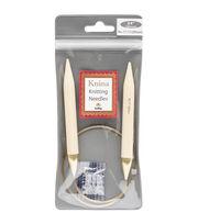 Tulip Needle Company Knina Knitting Needles 24'' Size 17, , hi-res