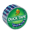 Printed Duck Tape Br& Duct Tape 1.88 in. x 10 yd.-Whale of a Time
