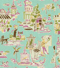 Home Decor 8\u0022x8\u0022 Fabric Swatch-Waverly Ooh La La/Sugarplum
