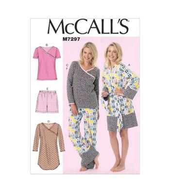 McCall's Women's Sleep & Lounge-M7297