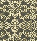 P/K Lifestyles Upholstery 8x8 Fabric Swatch-Tendril/Night