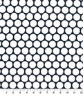 Quilter\u0027s Showcase Cotton Fabric -Dots Navy