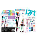 Make It Real Fashion Design Sketchbook Pastel Pop