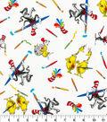 Dr. Seuss Cotton Fabric-Express Yourself