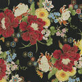 Premium Cotton Fabric-Asian Main Metallic