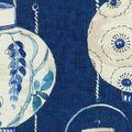 Waverly Multi-Purpose Decor Fabric 54\u0027\u0027-Lapis Illuminata