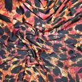 Fast Fashion Knit Fabric-Spice Cheetah