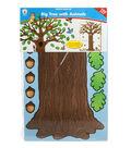 Carson Dellosa Tree / Animals Bulletin Board Set